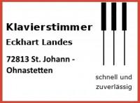 Klavierstimmer Landes in St. Johann-Ohnastetten