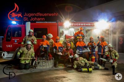 Gruppenbild JF St. Johann