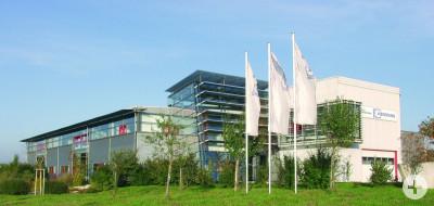 Firma WEINMANN Holzbausystemtechnik Außenansicht