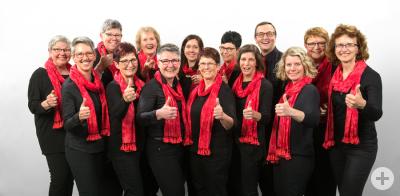 Frauenchor des Sängerbund Bleichstetten