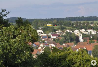 Camp auf dem Kirchberg