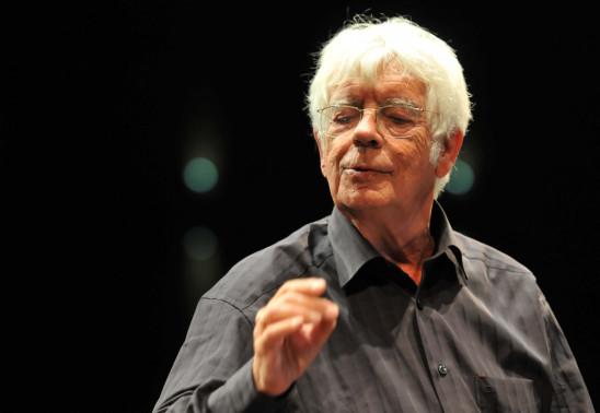 Helmuth Rilling (Foto von Holger Schneider)